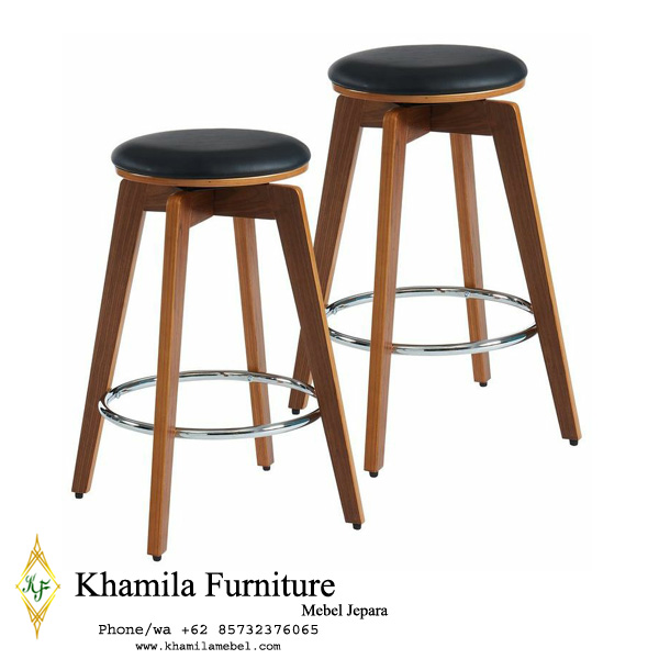 Kursi Bar Jati Minimalis Jog Hitam, kursi bar bandung, kursi bar jakarta, kursi bar kayu, harga kursi bar, jual kursi bar, kursi bar informa,Kursi Bar Cafe Eropa Minimalis,Kursi Bar Rotan Industrial khmaila mebel, khamila furniture, furniture jepara